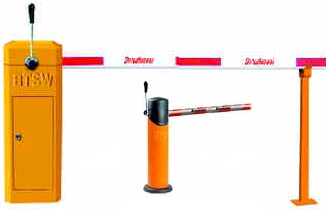 BTSW manual barrier gates